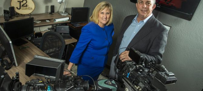 Entrepreneur: J2 Media husband and wife owners busy with video production business