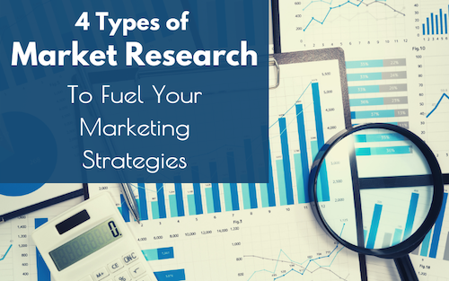 4 Types of Market Research
