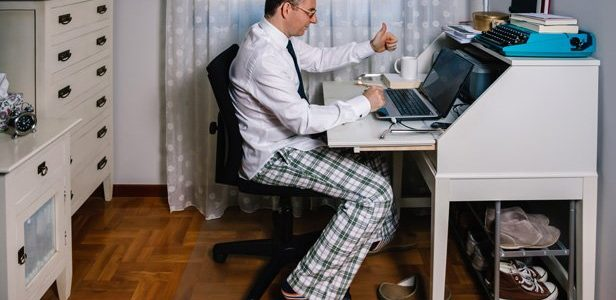 The 7 Deadly Sins of Working From Home