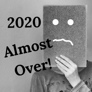 2020 is almost over.