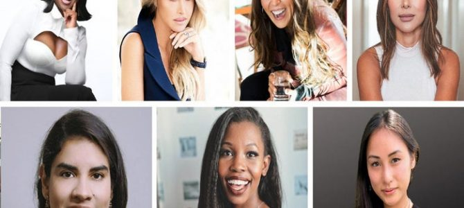 7 Female Entrepreneurs To Watch For In 2021