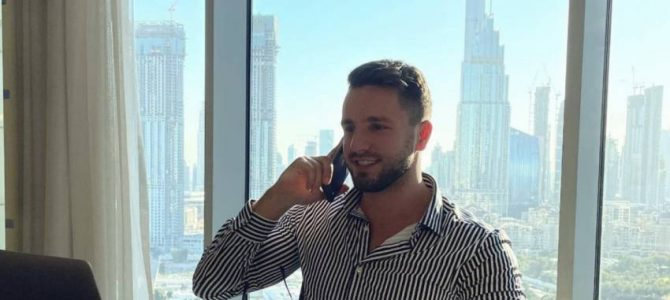 Digital marketing and e-commerce entrepreneur German Dolinsky knows the art of unlocking the key to meteoric traffic for his clients