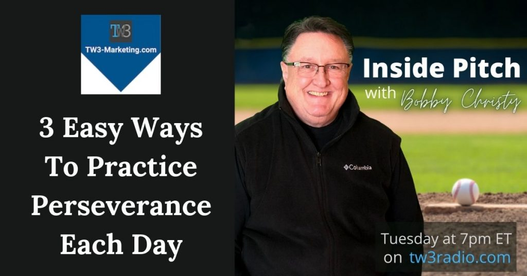bobby christy article Easy Ways To Practice Perseverance Each Day