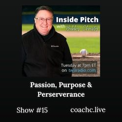 Passion, Purpose and Perseverence